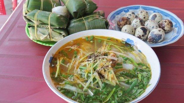 Bánh Canh Cá Lóc Nguyễn Huệ Huế