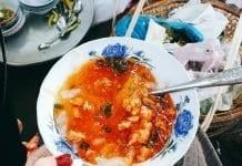 Quán bánh canh Nam Phổ ngon ở Huế