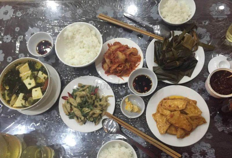 Quán cơm chay ngon ở Huế