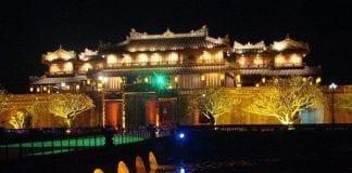 địa điểm chơi đêm ở Huế
