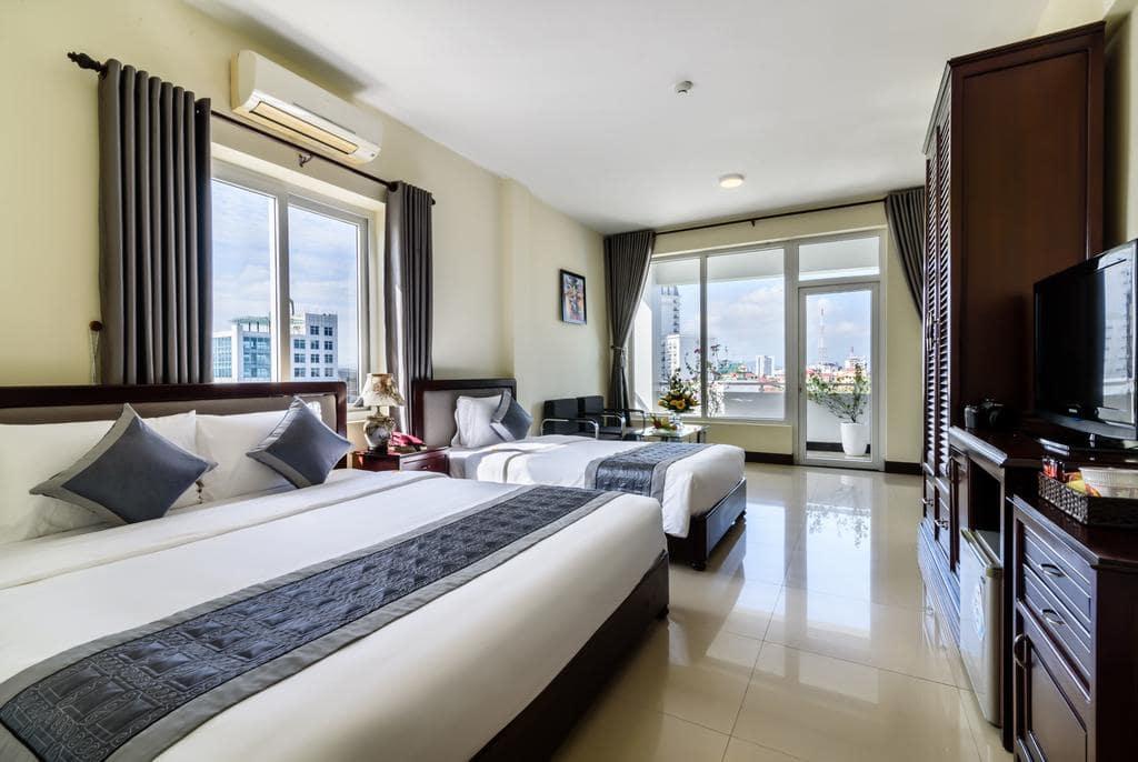khách sạn bình dân ở Huế