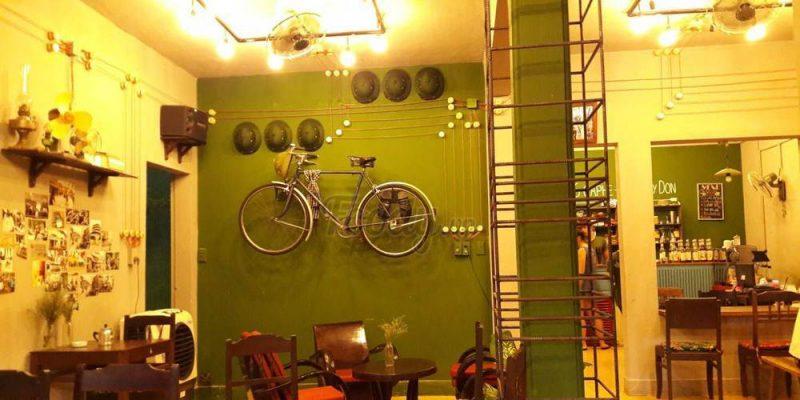 Quán cafe cổ ở Huế