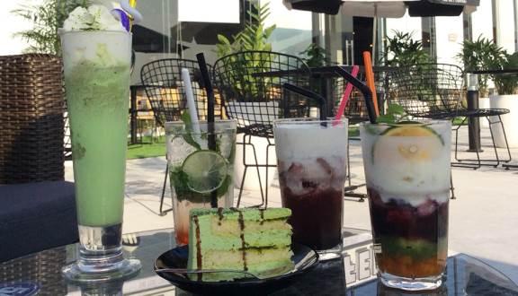 Quán cafe đường Lê Lợi Huế