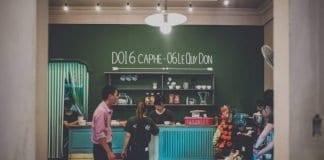 Quán cafe giá rẻ ở Huế