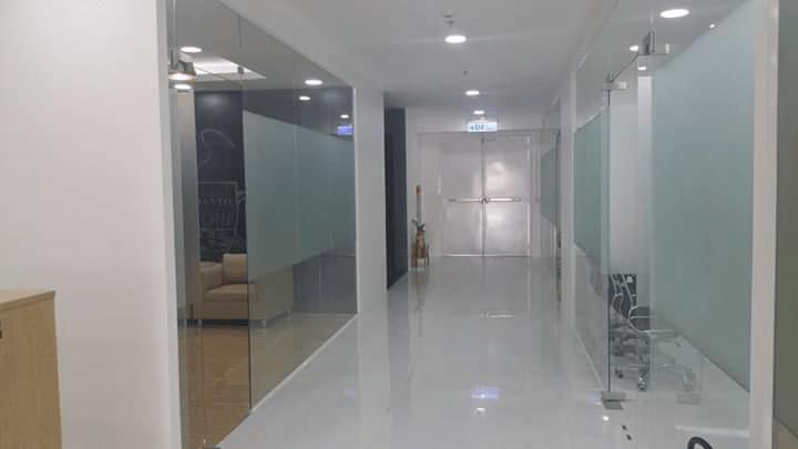 Cửa kính cường lực tại Biên Hòa