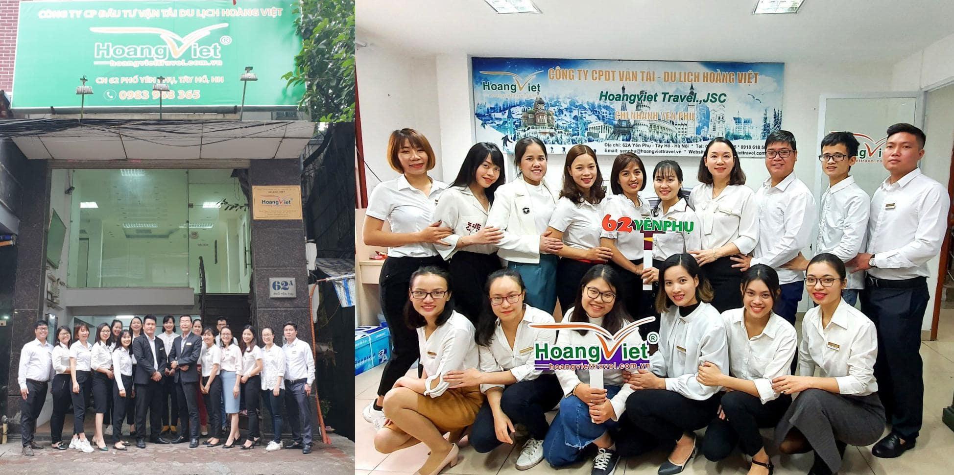 Công ty Hoàng Việt Travel