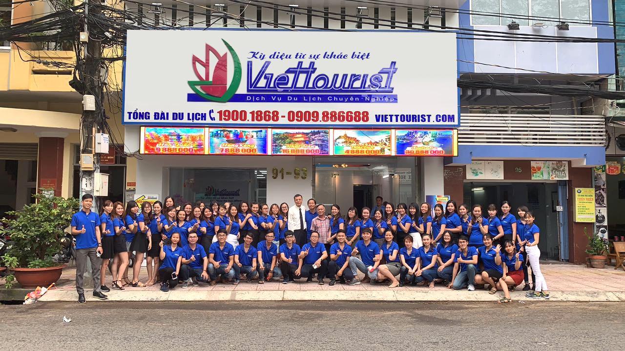 Công ty du lịch Viettourist