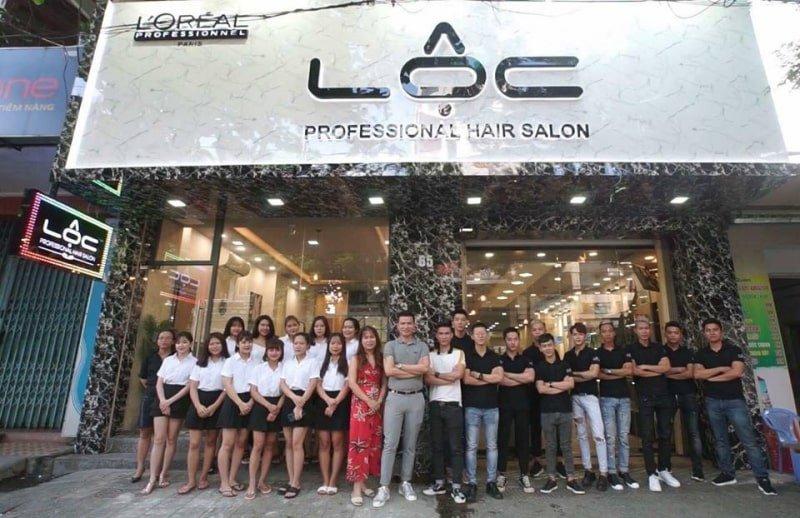 Tiệm cắt tóc nam Đà Nẵng undercut
